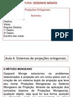 Sistema de Projeções Ortogonais