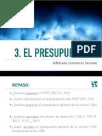 3. HP - Principios Presupuesto