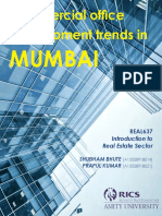 Commercial Office Development Trends in Mumbai