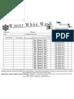 WWW11 Group Registration Form