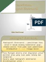 Pemeriksaan Radiografi