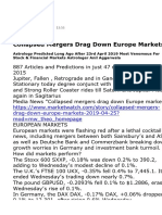 Collapsed Mergers Drag Down Europe Markets.pdf