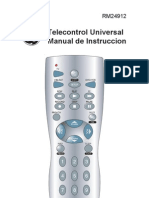 Ge Remote Instruction Spanish