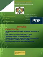 Microbiología. Bacterias