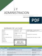 M2D Sesion 1 Administracion y Gestion Organizacional