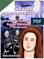 Antártida Extraterrestre - El Increible Contacto de Rosalía Taglialavore