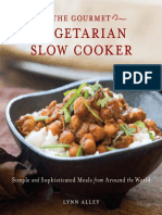 Recipes From The Gourmet Vegetarian Slow Cooker by Lynn Alley