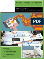 Evidencia 2 Ejercicio Practico Analisis a Las Problematicas Financieras