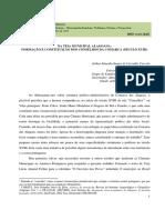 Arthur Almeida Santos de Carvalho Curvelo - Na Teia Municipal Alagoana (Texto)