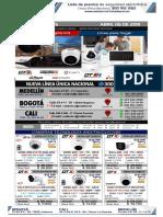 Precios Distribuidor Redatel Abril 6