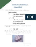 191815998 Medicion de La Presion