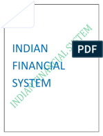 INDIAN FINANCIAL SYSTEM.docx
