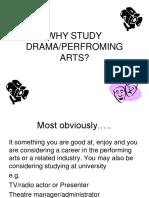 Option Talk 2017 Drama Perf Arts
