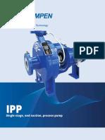 IPP End Suction Pump Brochure en Oct18 (1)