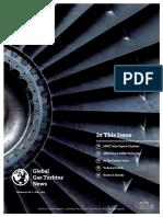 Global gas- turbinas