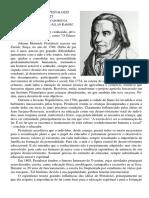 Biografia - Johann Heinrich Pestalozzi