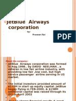Jetblue's Case Study by p.rai87@Gmail