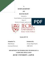 Blockchain Technology Report Final