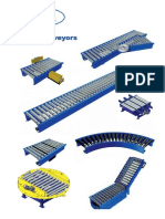 roller conveyor catalogue