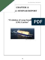 Special Seminar LNG Tanks