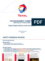 HSE safety alerts