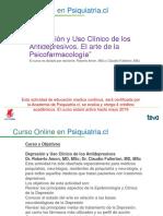 Curso Online Depresion en Psiquiatria.cl