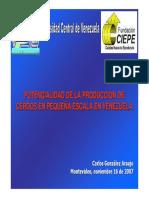 Gonzalez - Potencialidad de la produccion de cerdos en pequeña escala en Venezuela.pdf