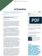 Grading Student Loans Liberty Street Economics