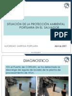 Diapositivas del ambiente