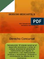 Derecho Mercantil II Atraso