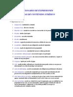 02 - DICCIONARIO DE EXPRESIONES LATINAS DE CONTENIDO JURÍDICO.doc