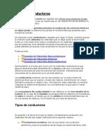 Matariles conductores.docx