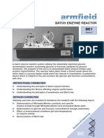 BE1 Batch Enzyme Reactor (Issue 2)