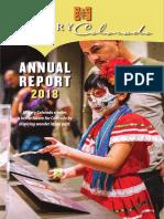 History Colorado Annual Report 2017-2018