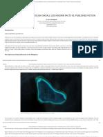 Bajo de Masinloc (Scarborough Shoal)_ Less-known Facts vs. Published Fiction - Institute for Maritime and Ocean Affairs