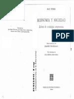 02 - Weber - Economía y sociedad - Cap 3.pdf