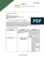Informes Consultorio IV