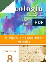 Morris. Cap 8 Inteligencia y Capacidades Mentales