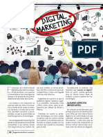 Marketing Digital  por Magalí Pessah  - Diario Gráfc Cromática