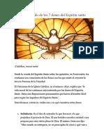 EXHORTACIÓN APOSTÓLICA papa Francisco
