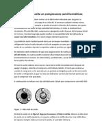 Niveles de Aceite en Compresores Semi