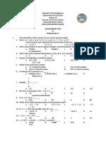 math 7 diagnostic test.docx