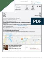 Aug Booking.com Confirmation