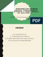Las Organizaciones contemporáneas.PDF