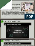 Metricas Financeiras - Tir - Taxa Interna de Retorno
