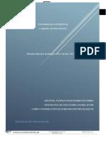 Producto Academico 3 Psicopatologia II