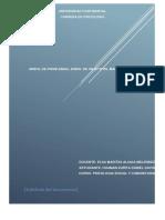 Producto Academico 3 Psicologia Social y Comunitaria