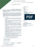 Investigación de Operaciones_ CADENA SUMINISTRO