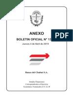 Abril 04, 2019 - Estados Financieros al 31.12.18 Bco. del Chubut S.A..pdf