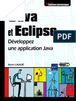 2008 - Editions Eni - Java Et Eclipse - Développez Une Application Java.pdf